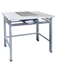 Radwag Stainless Steel Anti-Vibration Tables