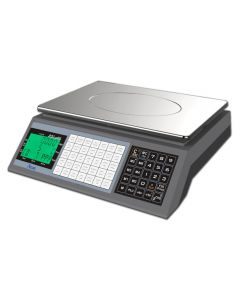 PS1XD Digital Flat Retail Scale with PLU Keys