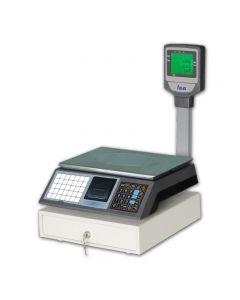 CS3MXC Digital Cash Register Scale with PLU Keys